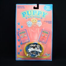 1994 Puppy In My Pocket 54 Suzie and Her St Bernard Puppies Dogs 9174 9168 NOS