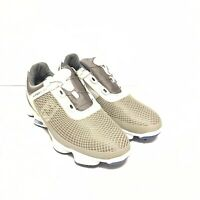 FootJoy Hyperflex BOA Tech Spikes FTF 2.0 Mens Golf Shoes 8.5 Wide Self Lacing