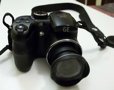 GE Power Pro Series X500 16.0 MP Digital Camera - Black