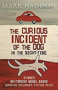 The Curious Incident of the Dog in the Night-Time Paperback Mark