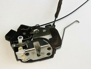 2012 Mazda 5 Front Right Passenger door Lock Latch Actuator / OEM w/cables