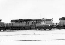B&LE #826 Albion Pennsylvania Jan 76 5x7 ORIGINAL PHOTO-Railroad