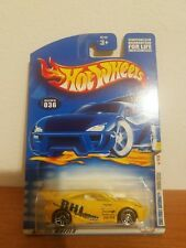 2001 Hot Wheels First Editions Toyota Celica #36