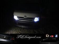 Toyota Hiace 2005- 2015 Bright White L.E.D Parker Lights
