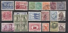 Australia^x22 used Classics others good cat@ lar 2179aust79