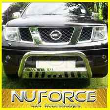 Nissan Navara D40 (2005-2015) Nudge Bar / Grille Guard <Fits Spainish / Thai >