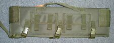 "HUNTING Military SNIPER Rifle Scope Protector / Cover (18"") OD GREEN OLIVE DRAB"