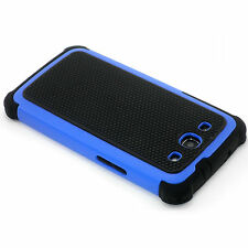 New Blue Heavy Duty Protection Case For Samsung Galaxy S3 i9300 SIII