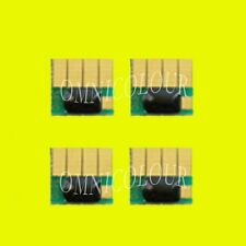 4 chips for HP 564 364 HP364 HP564 compatible cartridges CISS, ARC B210 C3070