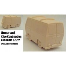 Armorcast 28mm Resin ACAU001 Clue Contraption Hippie Van Terrain Unpainted