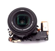 Panasonic Lumix DMC-LX5 Original Lens Replacement Repair Part - Black