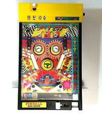 Piccolo Flipper Giocattolo Vintage Gioco D'epoca Pinball With Sound ZH305 Giochi