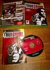 True Crime Streets of LA VF [Complet] Xbox
