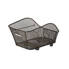 Basil HR-Korb ICON M medium schwarz, Fahrradkorb