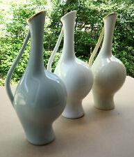 Rosenthal 3 Orchideenkruege >Schwangere Luise< Entwurf: Fritz Heidenreich 1950