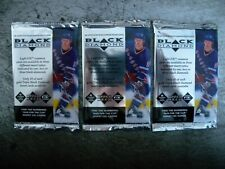 3 (three) Packs 1996-97 Upper Deck Black Diamond Hobby Thornton RC Gold PSA 10 ?