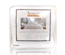 """New Home Design Comforter White Twin Down Alternative 62"""" x 86"""""""