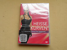 Kim Kardashian cardio Step Aerobic Wourkout Fitness Sport DVD Neu OVP