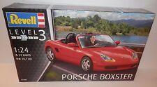 Revell 1:24 Porsche Boxter #07690 NIB