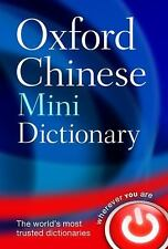 Oxford Chinese Mini Dictionary (2008, Paperback)