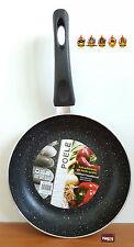 poele en pierre 24 cm Casserole marmite SCHUMANN  ceramique dispo inox 745