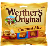 Werther's Original - Mixed Caramel Assortment - 120 g - Werther's Sweets