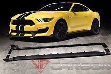 VIPC Ford Mustang Shelby GT350 2015-2017 Carbon Fiber side skirts / USA made