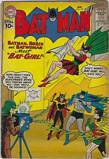 Batman #139 (1961, DC) 1st App Batgirl, Bill Finger, Sheldon Moldoff, G/G+