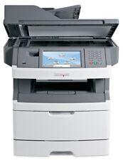 Lexmark X466DWE A4 Duplex Wireless Network USB Mono Laser Printer With Toner