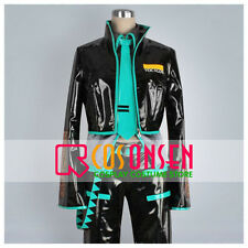 Cosonsen Vocaloid Hatsune Mikuo Cosplay Costume Full Set Green Color All Sizes
