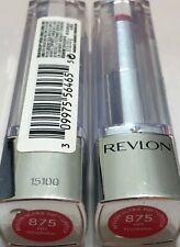 (2) Revlon Ultra HD Lipstick, 875 hd Gladiolus