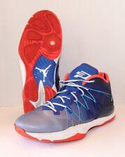 9e0b822dd705 Men Nike Air Jordans 11.5 Basketball Shoes Sneakers CP3 VII 7 AE Game Royal  Navy