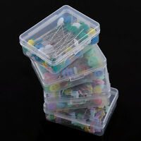100Pcs Needlework Craft Flower Button Head Pins Sewing Accessories Quilting Tool
