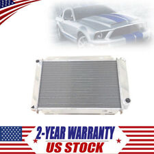 FOR 1979-1993 FORD MUSTANG MANUAL GT / LX 5.0L V8 302 ALUMINUM RACING RADIATOR