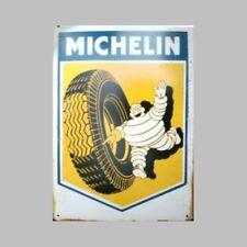Metal Sign Michelin (20 x 30 cm)