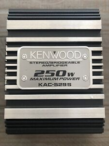Kenwood 250Watt Marine Amplifier