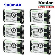 Kastar HHR-P107 Cordless Phone Battery NI-MH 3.6V 900mAh For Panasonic Type 35