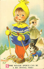 a taylor tot - some winter sports . k261 1960s old shop stock !