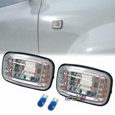 Clear Side Marker Indicator Light Lamp For Toyota Hilux Land Cruiser 80 100 Surf
