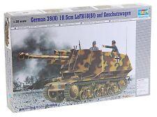 Trumpeter German 39H Tank w/105mm 1:35 NIB