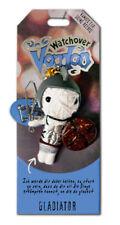Watchover Voodoo Puppe Gladiator -Schlüsselanhänger-Glücksbringer-neu + OVP !