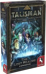Talisman Board Game 4th Edition: The Lost Realms Expansion