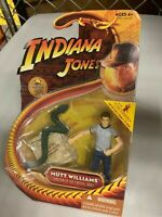 2008 HASBRO INDIANA JONES Mutt Williams RAIDERS OF THE LOST ARK