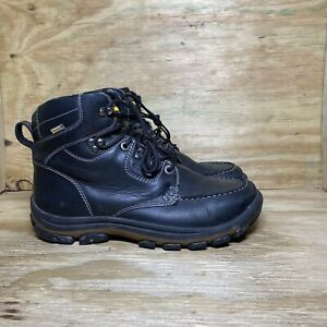 KEEN NOPO Waterproof Hiking Boots Mens Size 10.5 Black Trail Outdoor 1009249