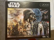 Star Wars Rogue One 2000 Piece Jigsaw Puzzle (combine shipping on puzzles)