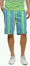 LOUDMOUTH  Golf Mens NASSAU Golf Shorts NWT Size 32