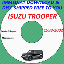 Repair Manuals & Literature for Isuzu Trooper for sale | eBay