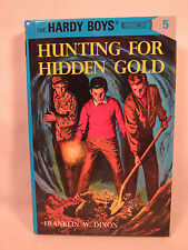 The Hardy Boys: Hunting for Hidden Gold 5 by Franklin W. Dixon (1928, Hardcover)