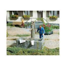 Pola-G - 333212 - Fontana acqua  con pompa a mano