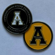 New Appalachian State Moutaineers Golf Ball Marker